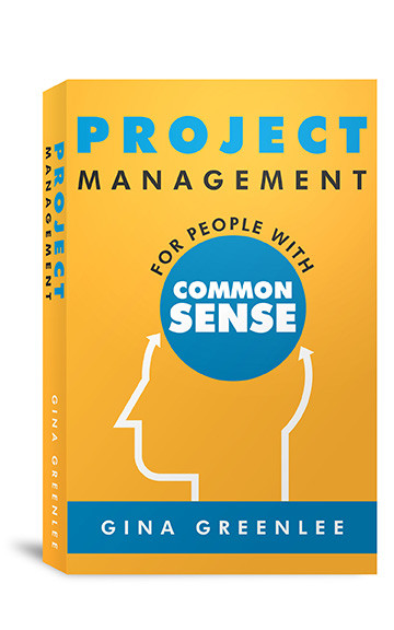 Gina Greenlee Project Management Book Cover