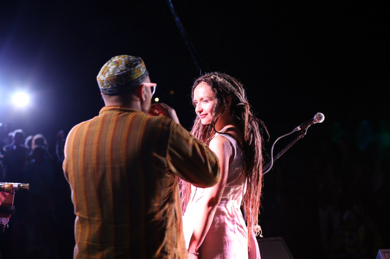 концерт на WIFEst