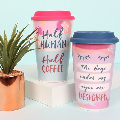 Designer Bags Travel Mug