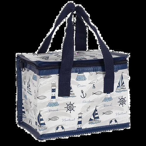 Nautical Lunch Bag