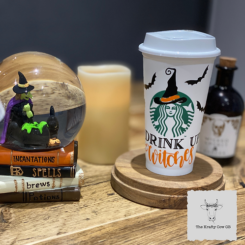 Starbucks reusable travel mug