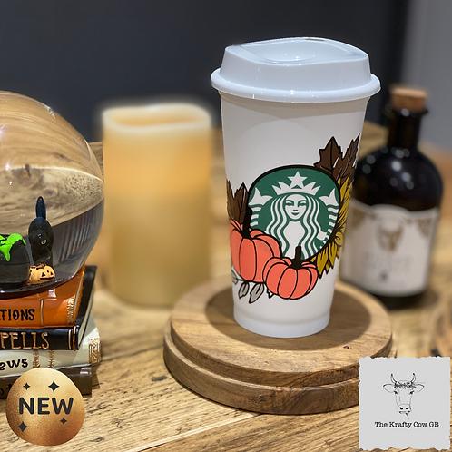 Starbucks reusable travelmug