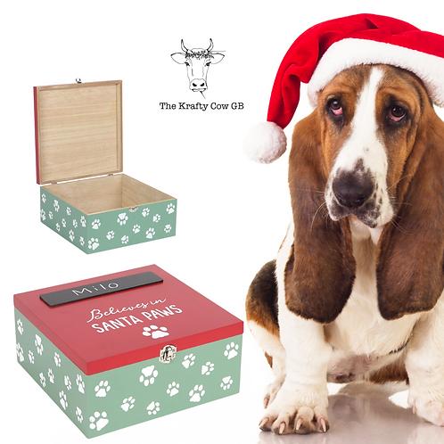 Santa Paws Christmas Eve Box