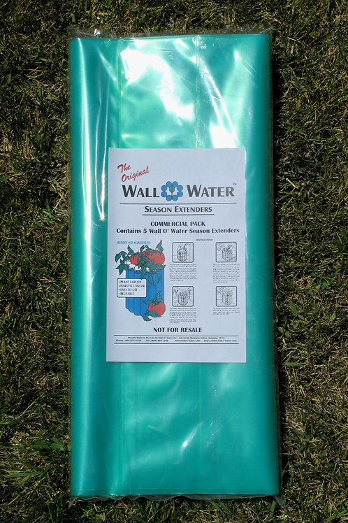 Wall O' Water Commercial Pack (50) - ITEM GR502P