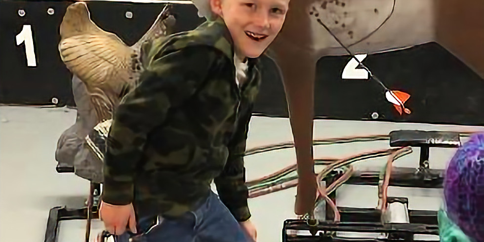 Indoor 3-D Archery Leagues