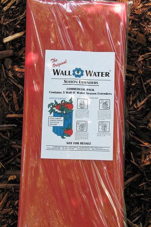 Wall O' Water Commercial Pack (50) - ITEM RD502P