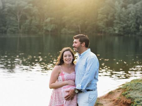 Maternity Portraits - Hailey and John