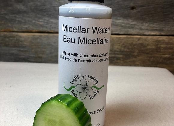 Rose Cucumber   Micellar Water   125ml/4fl oz