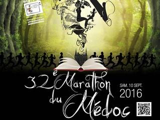Cénov'Sécurité au marathon du Médoc