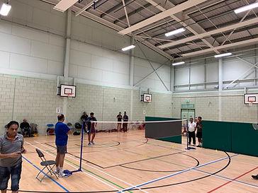 BIDA Singles Badminton Tournament (1).JP