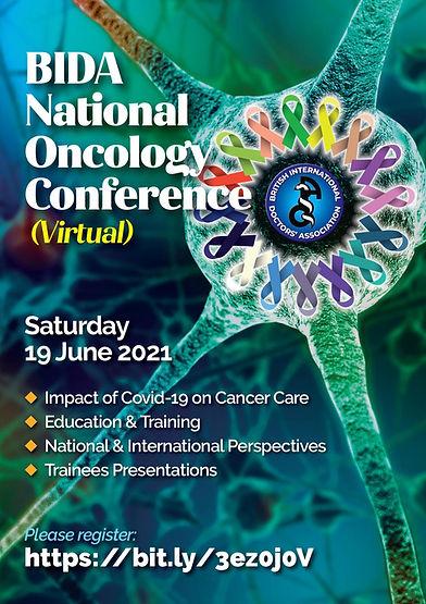 BIDA Oncology Conference Poster May 2021