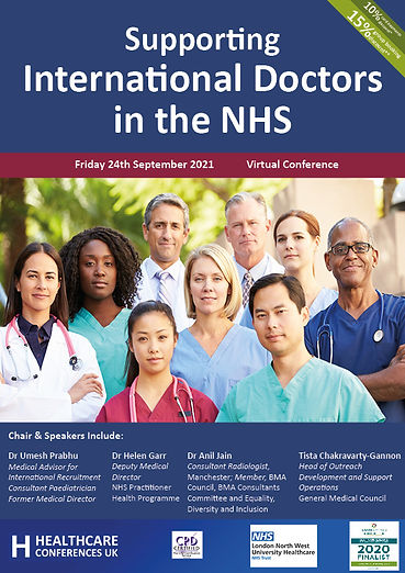 Supporting International Doctors Sept 20
