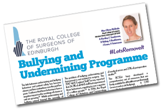 Bullying and Undermining Programme