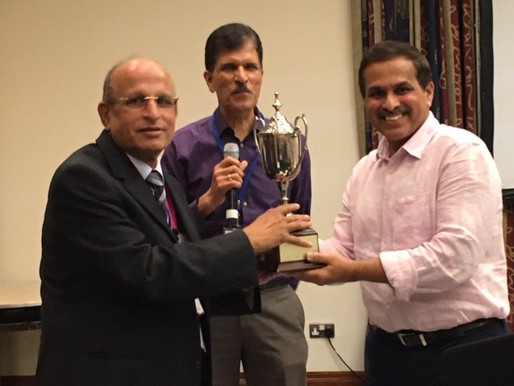 Presidents Cup Cricket Trophy
