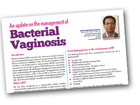 An update on management of Bacterial Vaginosis