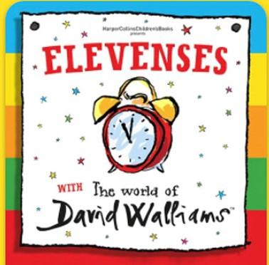 David Walliams reads world's worst children stories!