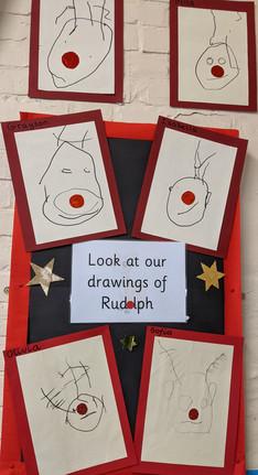 Rudolph drawings