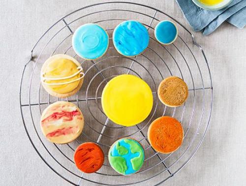 Baking and creating!