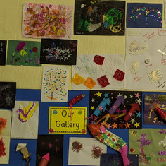 Look at the fantastic fireworks pictures that have come in from home. Well done!