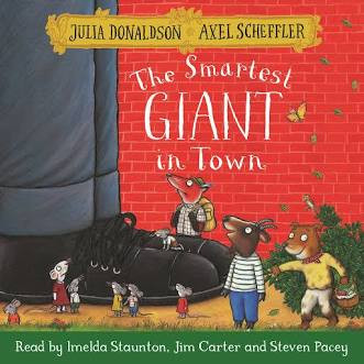 The Smartest Giant in Town...