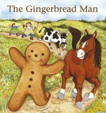 Gingerbread Man App - Free until10/4/20