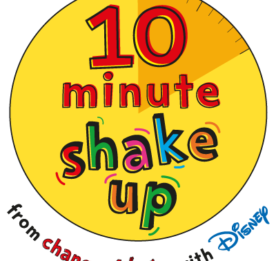 10 Minute Shake Up games