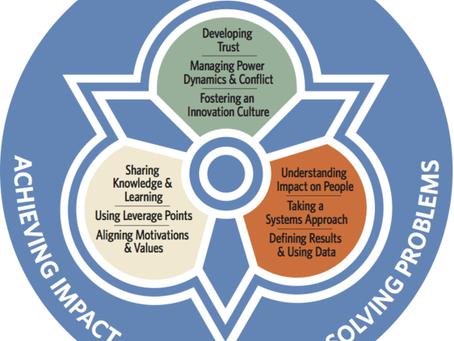The Essential Skills of Cross Sector Leadership