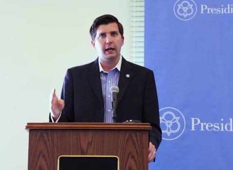 David B. Smith at The Presidio Institute