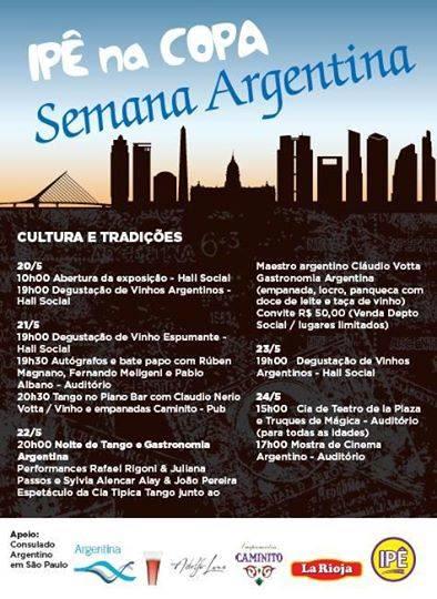Ipê Clube _ São Paulo _Companhia Típica Tango - Semana Argentina (SP)_www.tipicatango