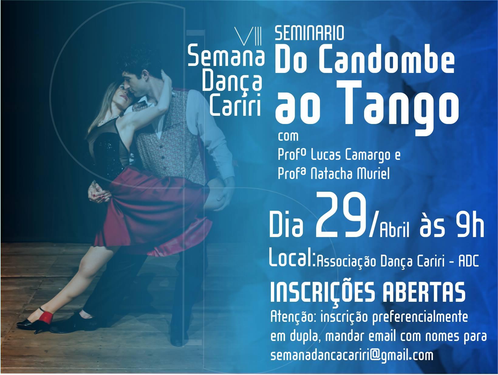 Do candombe ao tango
