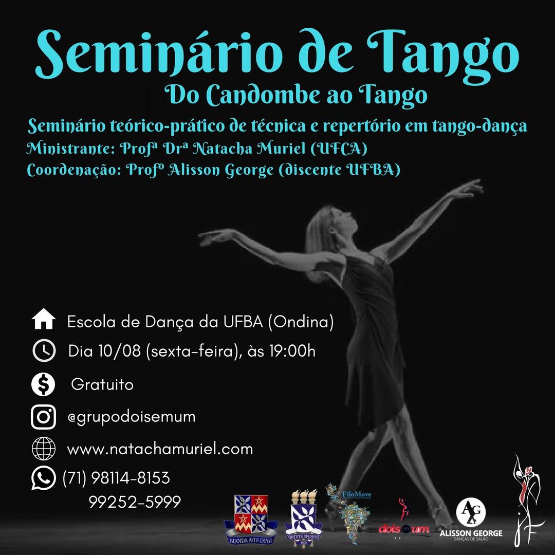 2018 Do Candombe Ao tango