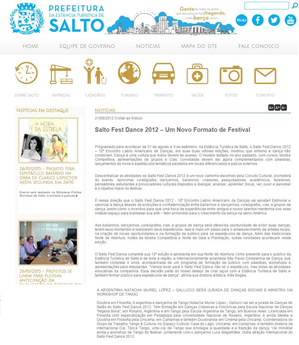Festival Internacional Salto