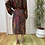 Thumbnail: Midi Joy Robe - Botanical Blend