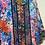 Thumbnail: Maxi Joy Robe - Oriental Lily