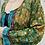 Thumbnail: Midi Joy Robe - Autumn Gold