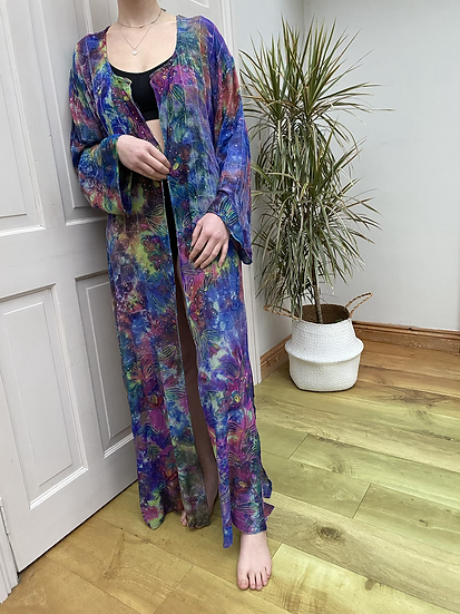 Maxi Joy Robe - Royal Box