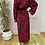 Thumbnail: Maxi Joy Robe - Magenta Magic