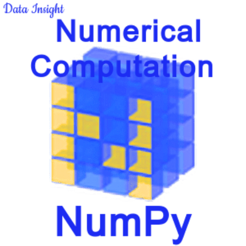 Numerical Computation with NumPy
