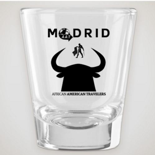 2 Madrid Shot Glass