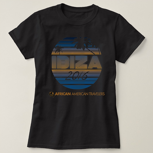 Women's Ibiza T- Shirt
