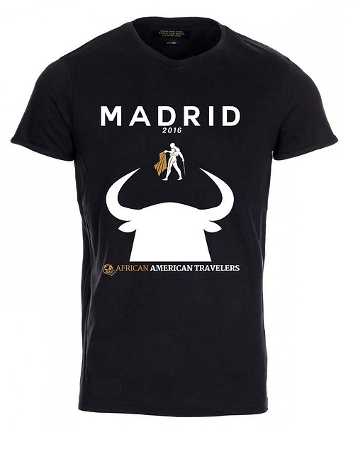 Men's One Day in Madrid T- Shirt