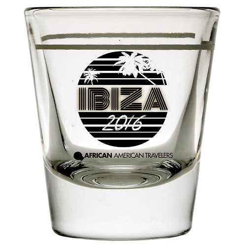 2 Ibiza Shot Glass