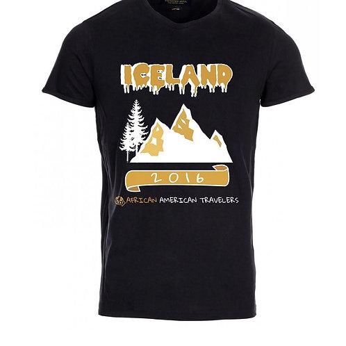 Men's Iceland T- Shirt