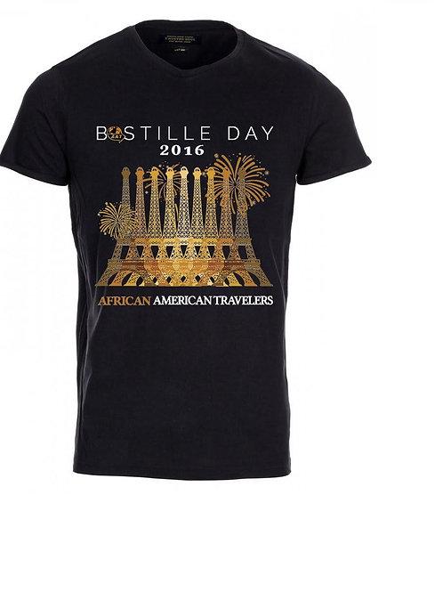 Men's Bastille Day in Paris T- Shirt