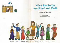 Miss Rochelle and the Lost Bell