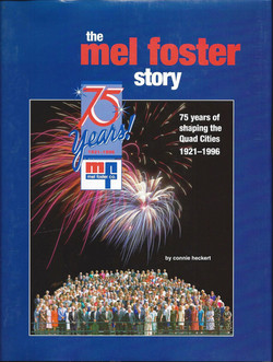 The Mel Foster Story