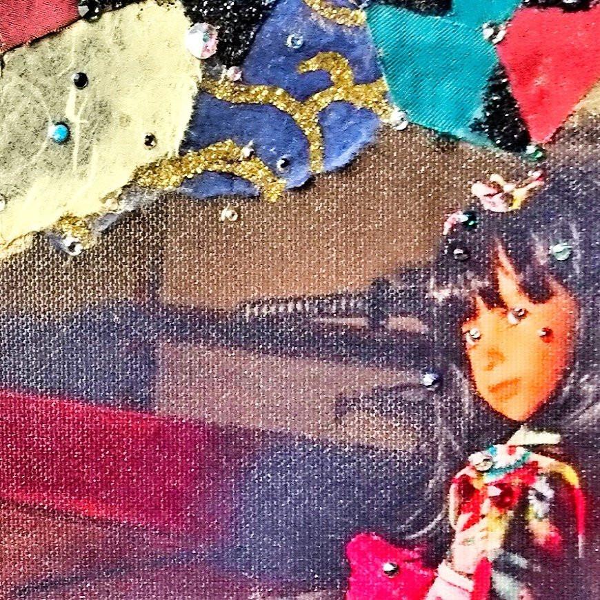 集客にストリートビュー制作とのコラボもどうぞ。福本清華のアート写真です。