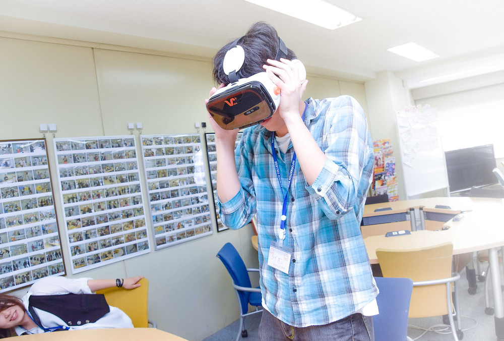 Google ストリートビュー撮影ワークショップ VRで楽しもう  Googleストリートビュー認定フォトグラファーになろう! 情報科学専門学校