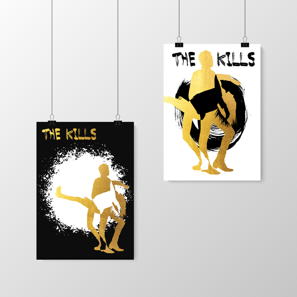 The Kills Posters Mockups.png