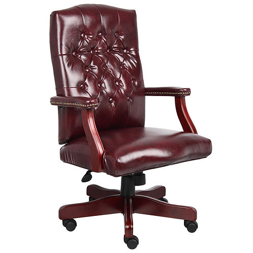 Traditonal High Back Task Chair BY